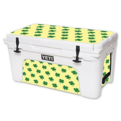 MightySkins Protective Vinyl Skin Decal for YETI Tundra 65 qt Cooler wrap cover sticker skins Lucky You ** Be sure to check out this awesome product.-It is an affiliate link to Amazon.