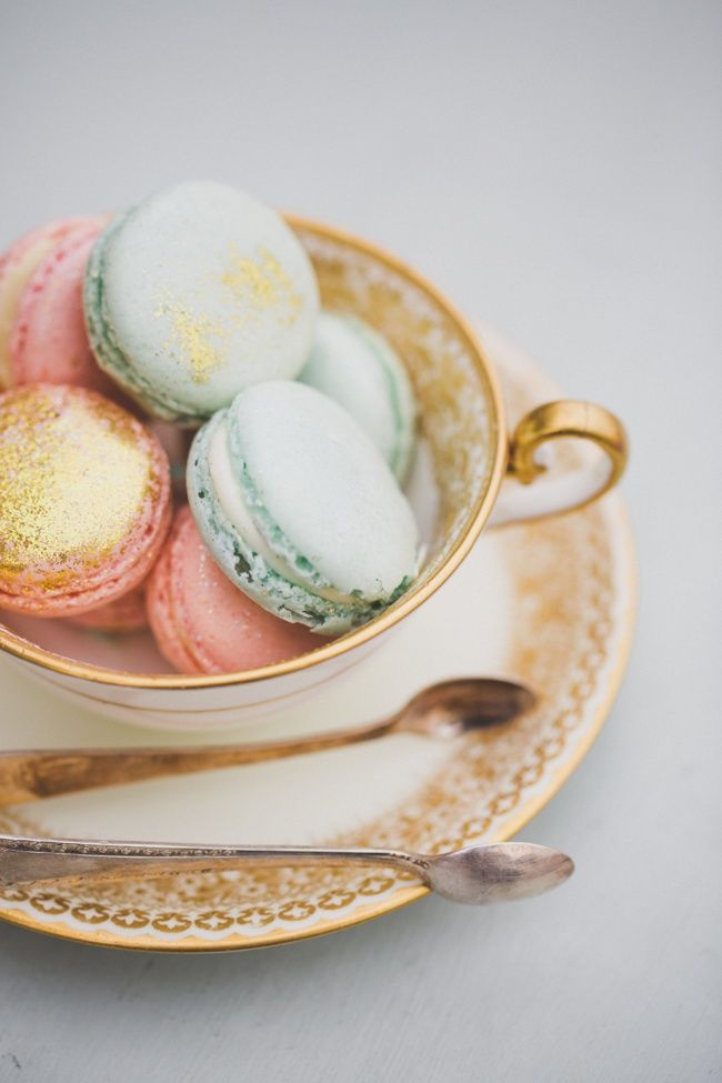 beautiful macarons - Paula O'Hara Photography