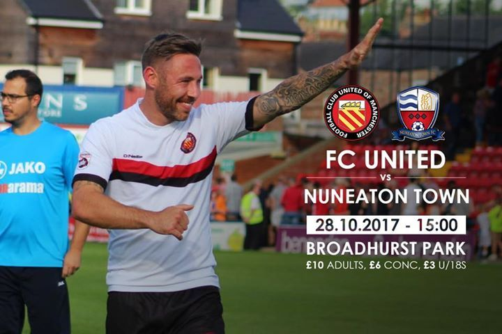 Match day! FC United of Manchester v Nuneaton Town, 3pm Broadhurst Park.   http://www.fc-utd.co.uk/story.php?story_id=7650 #fashion #style #stylish #love #me #cute #photooftheday #nails #hair #beauty #beautiful #design #model #dress #shoes #heels #styles #outfit #purse #jewelry #shopping #glam #cheerfriends #bestfriends #cheer #friends #indianapolis #cheerleader #allstarcheer #cheercomp  #sale #shop #onlineshopping #dance #cheers #cheerislife #beautyproducts #hairgoals #pink #hotpink…