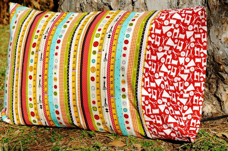 » DIY Easy Pillowcase Tutorial little Bright eyes