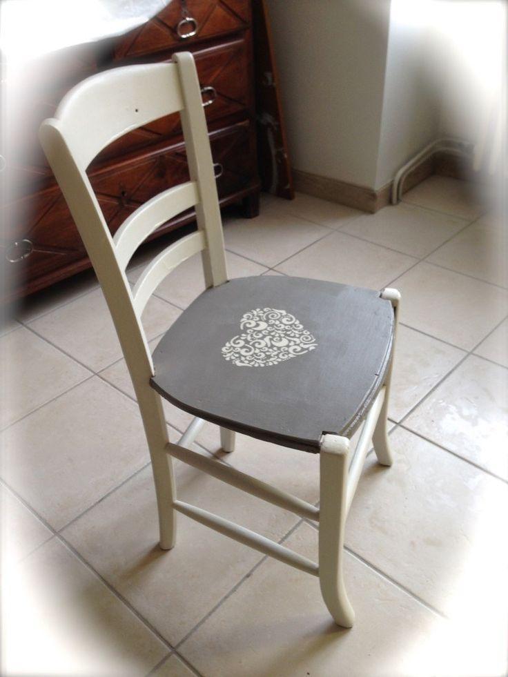 La nouvelle vie d'une chaise