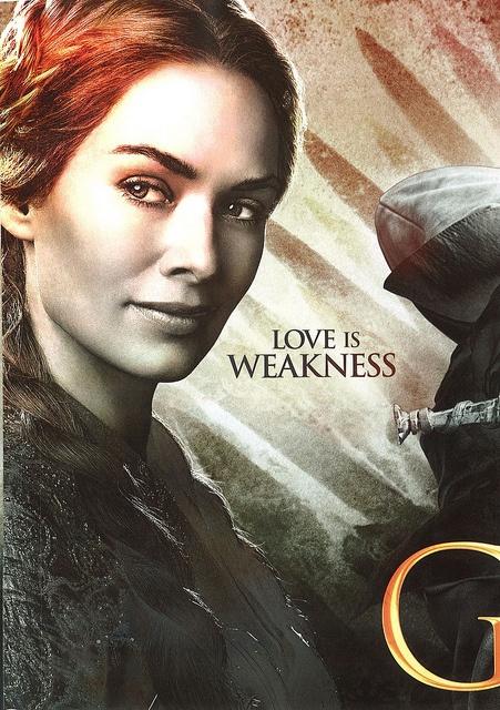 Cartazes de 'Game of Thrones' – 2ª temporada