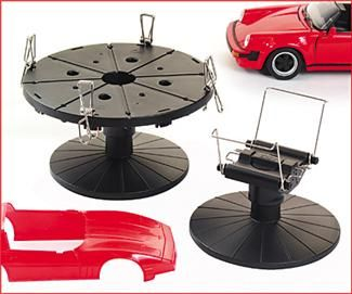 Tamiya Spray-Work Painting Stand Set