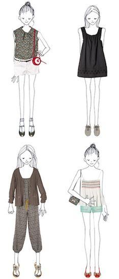 Conjuntos para adolescentes Yam de Bonpoint http://www.minimoda.es