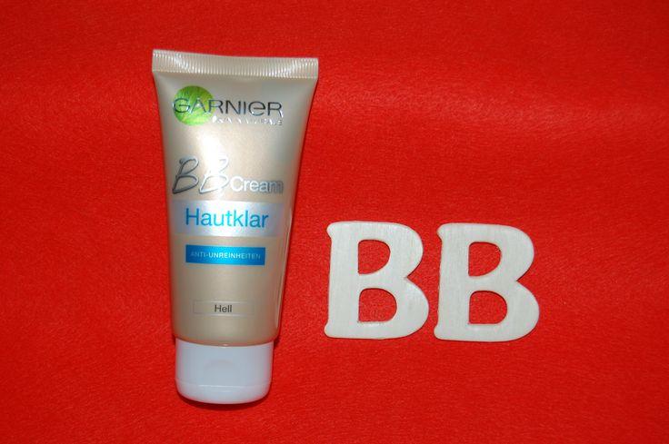 Garnier BB Cream Hautklar im Test: Beste BB für unreine, fettige Haut?