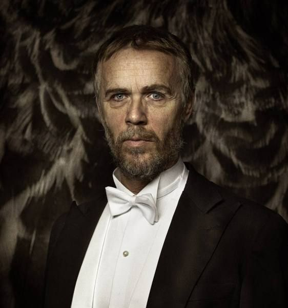 Fine Art Print • The Royal Danish Theatre • Vildanden • Portrait • Actor • Photo by Egon Gade Artwork on http://www.egongadeartwork.com