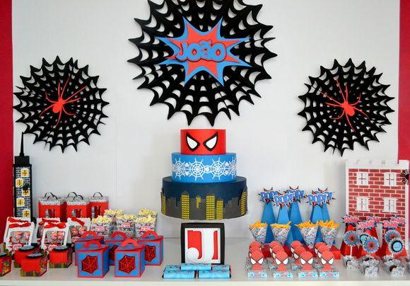 Porta bis duplo - Homem aranha