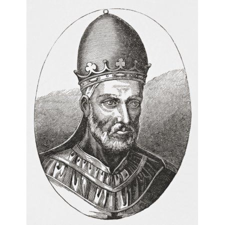 Pope Honorius Iii 1148 1227 Born Cencio Who Exhorted Louis Viii To Undertake The Crusade Against The Albigenses And Instituted In 1216 The Order Of Dominican Friars From Science And Literature In The