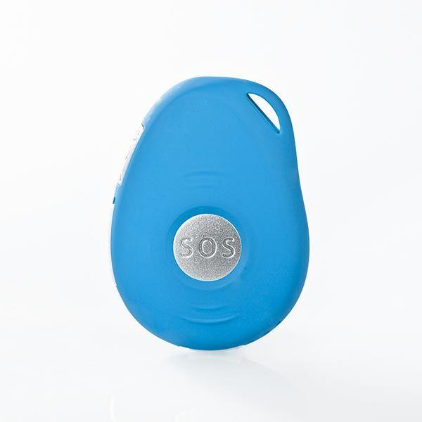 gubloos GPS Tracker - Blue