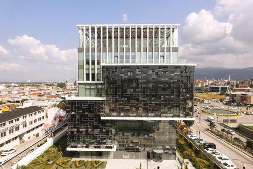 EWE & Bursagaz Merkez Ofisi'nde Tago Architects İmzası