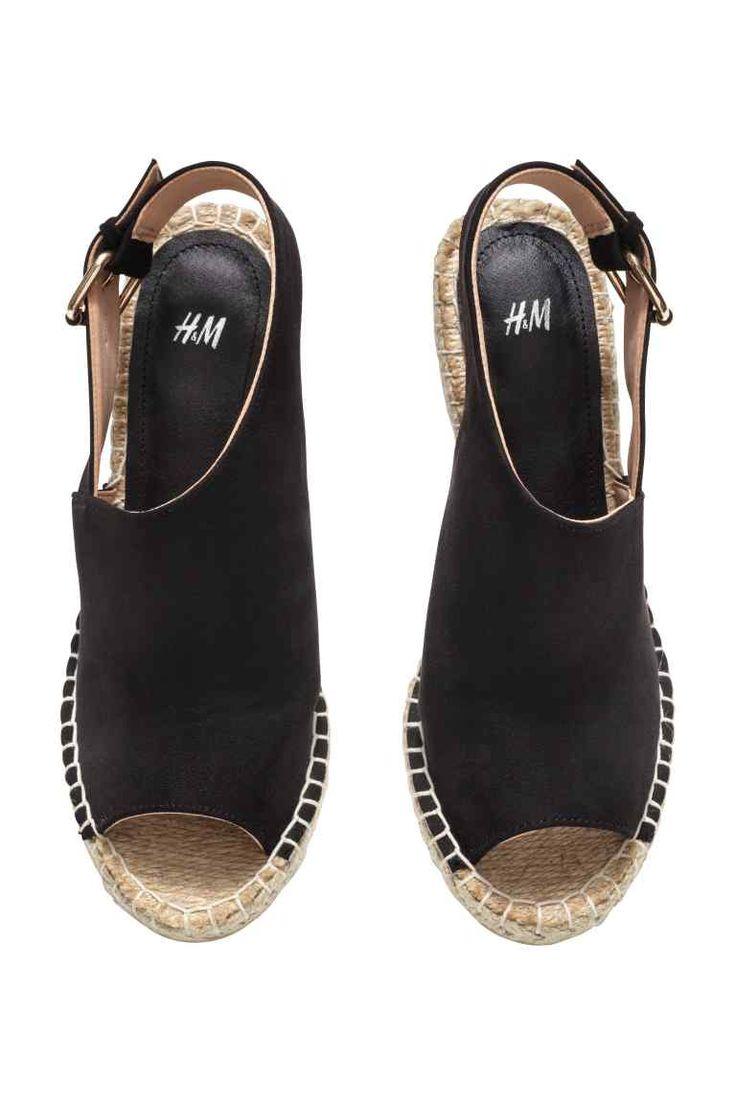 Sandali con zeppa | H&M