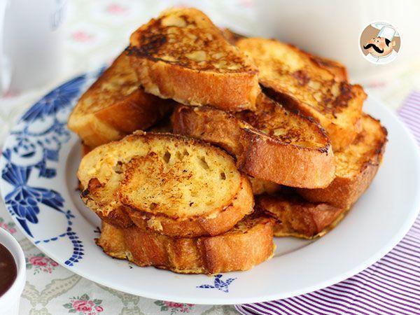 Comment faire du pain perdu ?, Recette Ptitchef