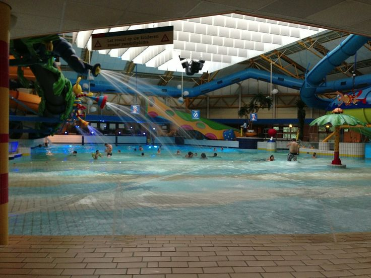 #18 - The Nationaal Hg Zwemcentrum de Tongelreep kinderdag 2016