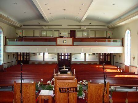 Small Church Balcony Google Search Small Church