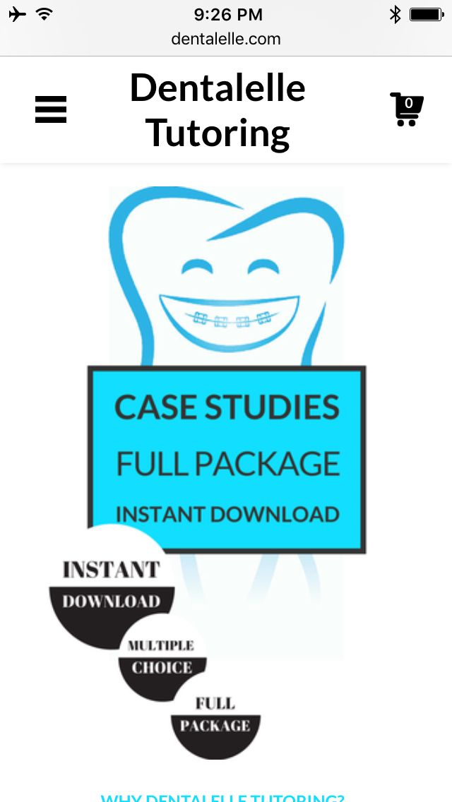 175 best dental means business images on pinterest our most popular case studies package see it on the main page at dentalelle fandeluxe Gallery