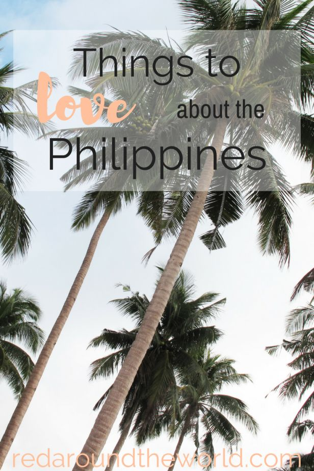 Why the Philippines are awesome