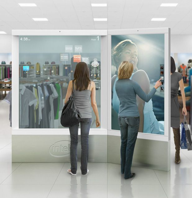 The future= digital retail? we'll see