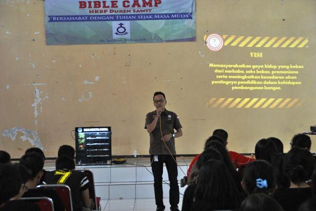 camp HKBP Duren Sawit
