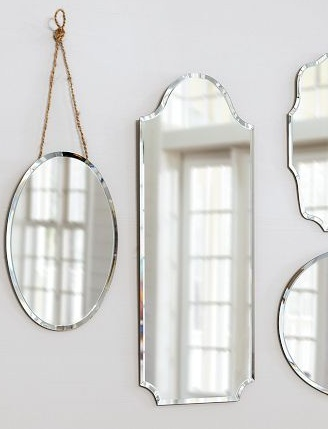 Picture Collection Website decorative mirrors so charming Frameless MirrorBeveled MirrorBathroom