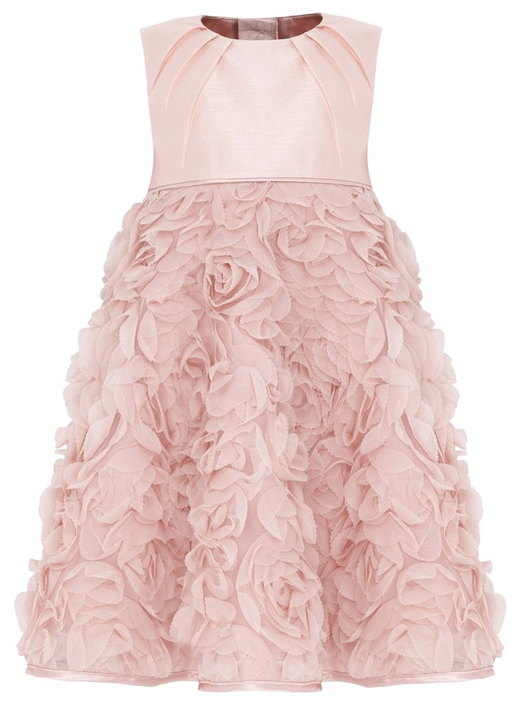 Baby Rosette Dress, £40 www.monsoon.co.uk
