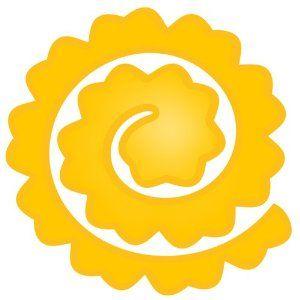 Spellbinders - Spiral Blossom Four