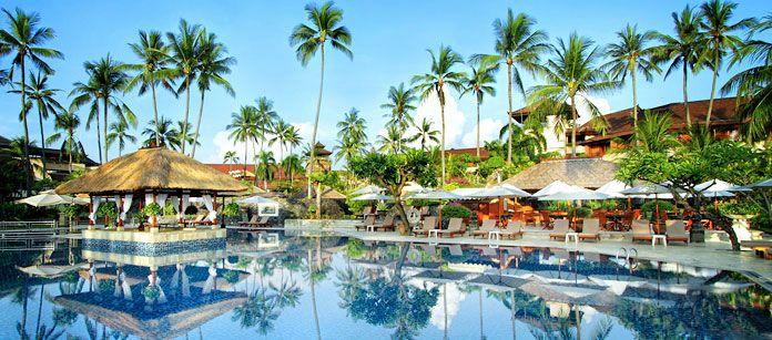 Nusa Dua Beach Hotel & Spa - Boka hotell i Nusa Dua, Bali hos Ving - Bo bättre.
