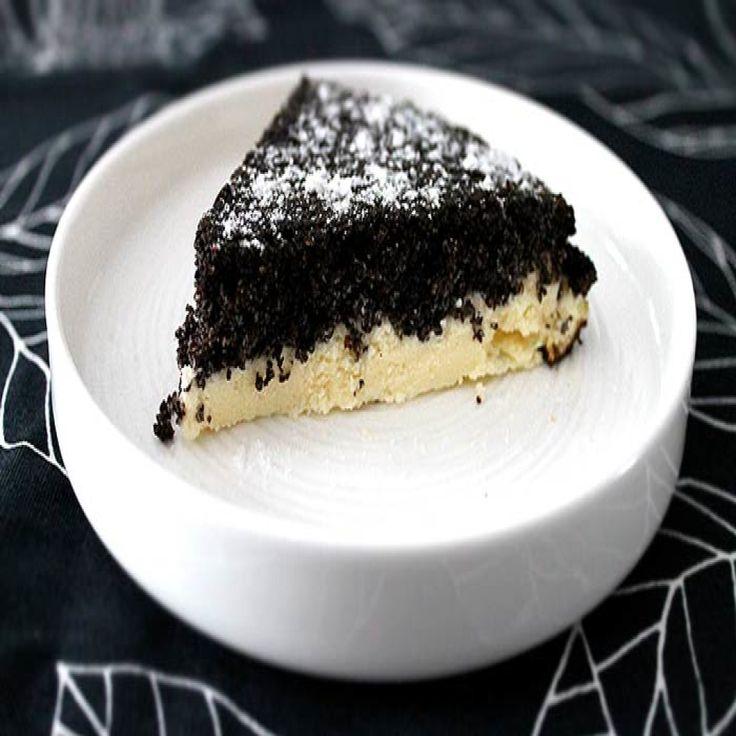 Low Carb Mini-Mohn-Käse-Tarte