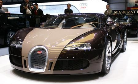 View 2009 Bugatti Veyron Fbg par Hermès Photos from Car and Driver. Find high-resolution car images in our photo-gallery archive.