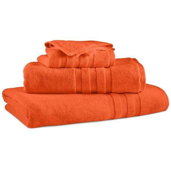 "Ralph Lauren Palmer 13"" Square Washcloth ($15) ❤ liked on Polyvore featuring home, bed & bath, bath, bath towels, equest orange, plush bath towels, ralph lauren bath towels, ralph lauren, ralph lauren bath sheets and orange bath towels"