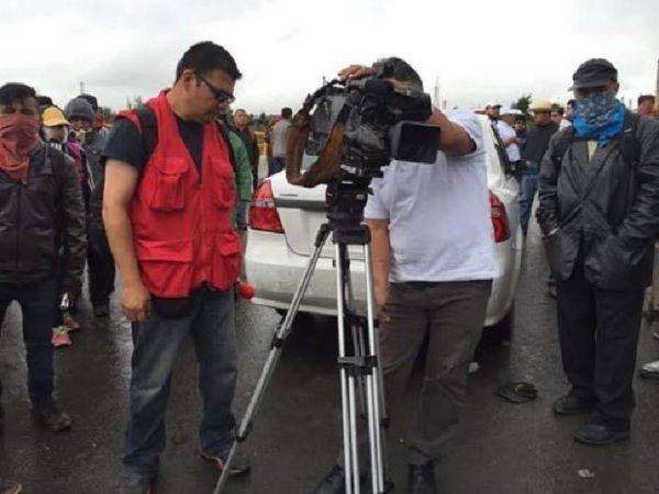 Secuestran por 8 horas a reporteros de Tv Azteca