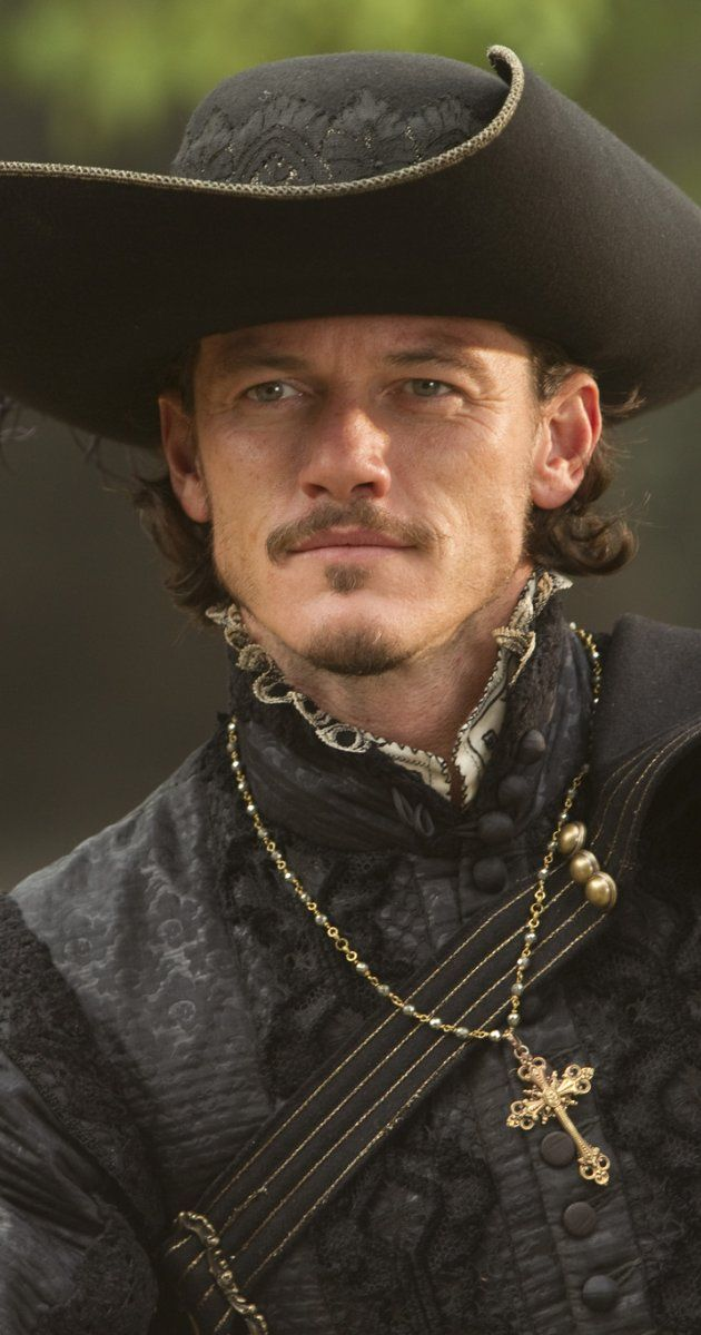 The Three Musketeers .............. Love Luke Evans!!!