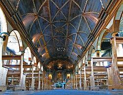 Iglesia de Achao, isla de Quinchao (wikipedia)