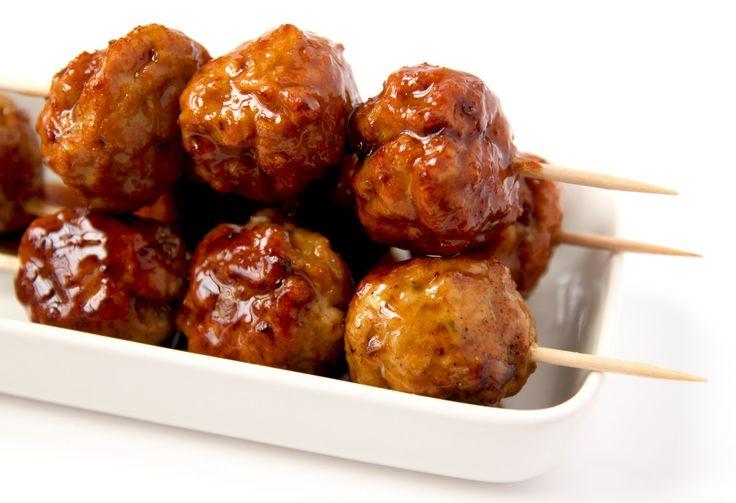 La Cuisine de Bernard : Les Boulettes de Poulet Yakitori
