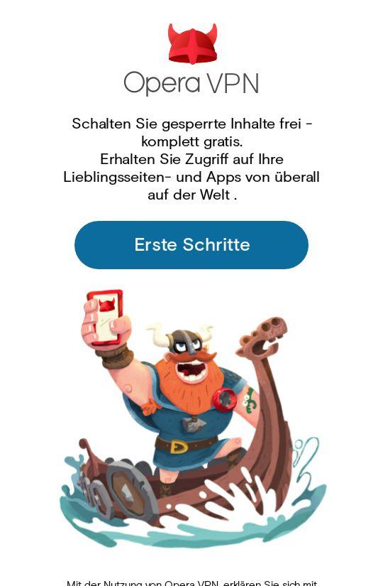 Mit Opera VPN surfen jetzt auch Android-Nutzer sicher und unbehelligt im Netz, umgehen Geoblocking und sperren Werbetracker aus. Und das völlig kostenlos - ein Muss für Vielreisende.