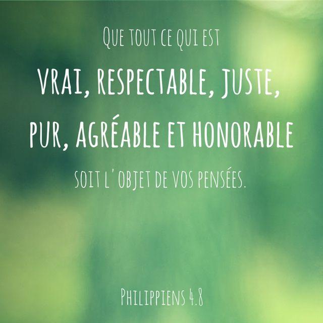 Philippiens 4: 8