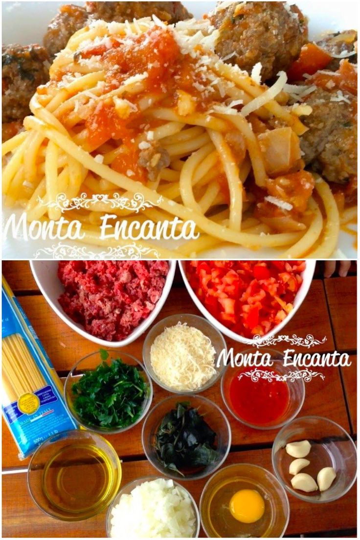 Spaghetti ao Molho de Almôndegas – Seja bem vindo ao fantástico mundo da culinária. Se você é um chef mirim, ou apenas gosta de comer e tem vontade de preparar alguma coisa bem gostosa, para …