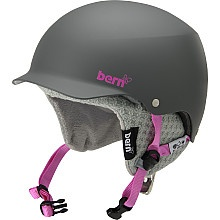 Would Love a new Bern Women's Muse Snow Helmet for skiing!  #SportsAuthorityGiftList