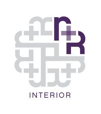 Rezt & Relax Interior logo & brochure design by Xin Rong Tsui, via Behance