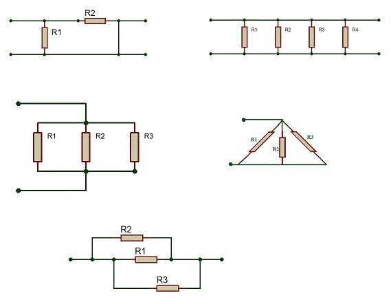 resistors in parallel electronics tutorials