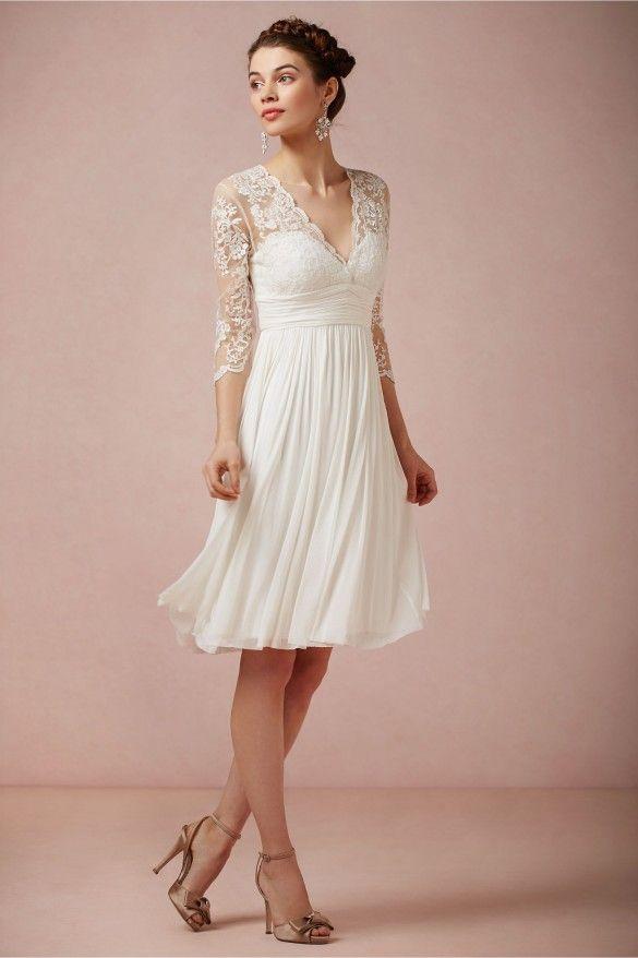 17 Best ideas about Cocktail Wedding Dress on Pinterest | Short ...
