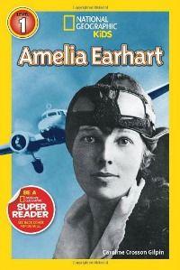 Free Amelia Earhart Printable for K-5