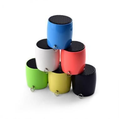 Promotional Smart Speaker Wave - Value Mini Printed Speakers BLACK, WHITE, BLUE, YELLOW, RED GREEN :: Promotional Speakers and Sound :: Promo-Brand Merchandise :: Promotional Branded Merchandise Promotional Products l Promotional Items l Corporate Branding l Promotional Branded Merchandise Promotional Branded Products London