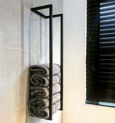 Handdoekenrek – #Handdoekenrek #interieure – Angel…