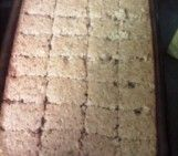 Here is my base protein bar recipe. Once you have this part down all you need to do is add your own extracts to create your own flavor of bars! I usually do 2-3tsp extract per batch.  One very important tip. The homemade protein bars have no preservatives in them. So, if you make them you ...
