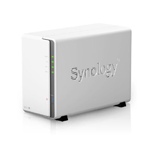 [Synology] DS213j Home Network Storage NAS Server 2 Bay 1.2GHz All OS (No HDD)