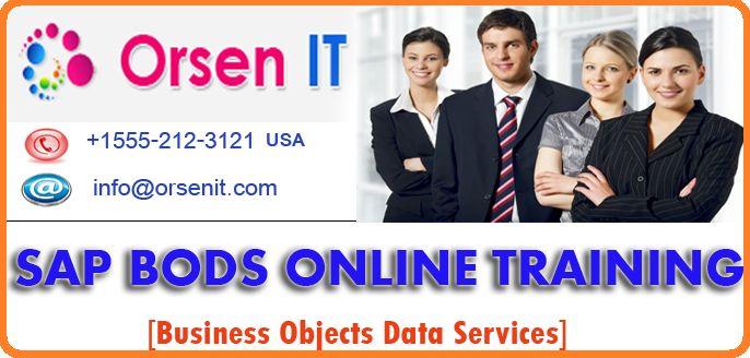 sap bods online training in usa,sap bods training