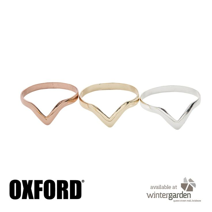 This ring comes in three great colours!