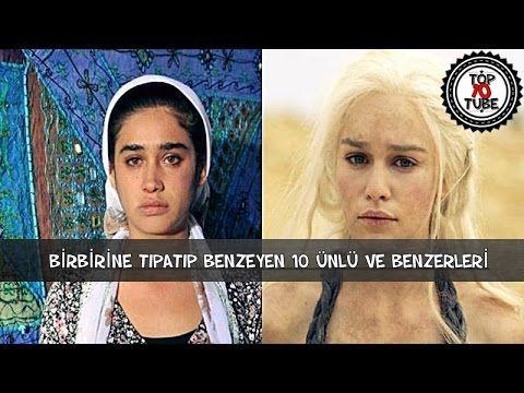 Makyaj Güzeli Olan 10 Türk Kadını (Ünlülerin Makyajsız Halleri 2015) - YouTube