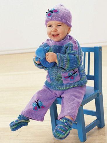 Butterflies are Free | Yarn | Free Knitting Patterns | Crochet Patterns | Yarnspirations
