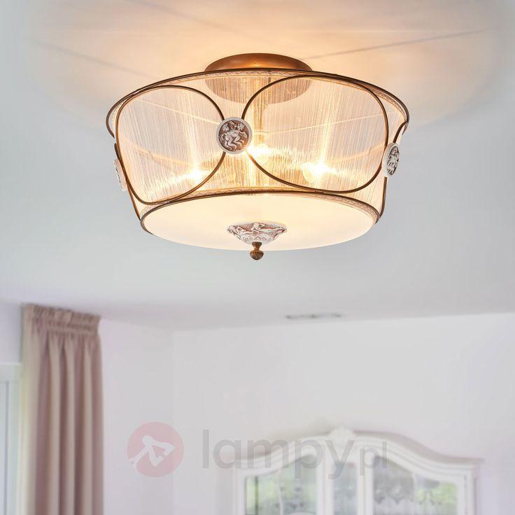 Lampa sufitowa Leitizia z anielskim motywem 6727028